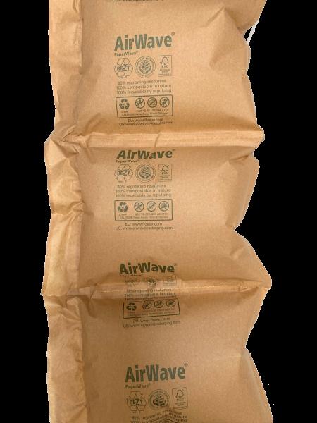 PaperWave Type 7.2 - air cushion chains