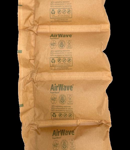 PaperWave Type 7.1 - air cushion chains