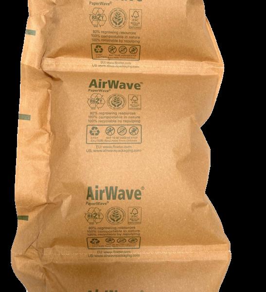 PaperWave Type 7.3 - air cushion chains
